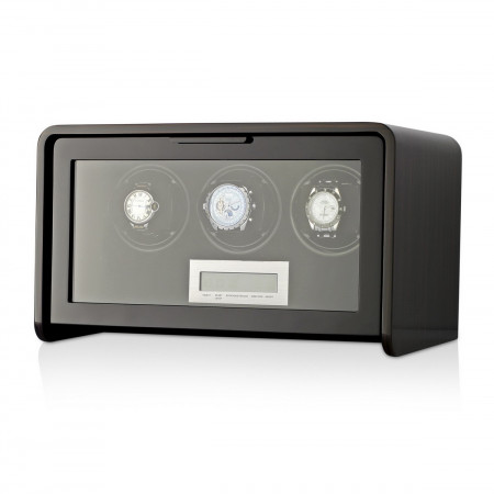 Boda Concept A3 Triple watch winder (Macassar)