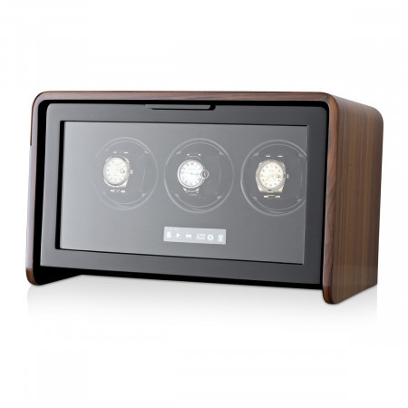 Boda Concept A3 Triple watch winder (Walnut)
