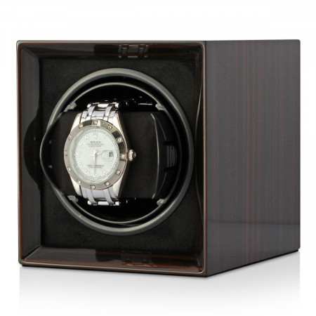 Boda E1 Compact single watch winder (Macassar)