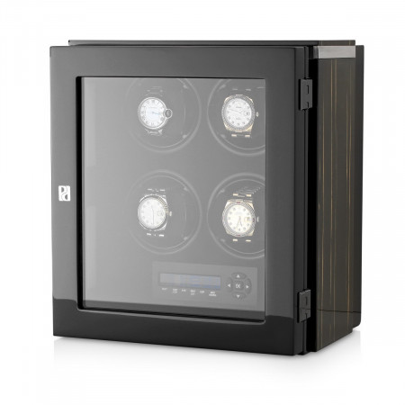 Gentleman 4.1 Premium watch winder (Black Shadow)
