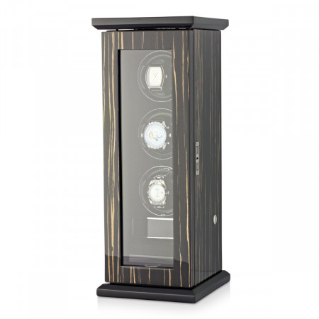 Classic 3 Triple watch winder (Black Shadow)