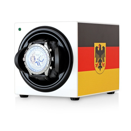 Leader Watch Winders German Flag Watch Winder