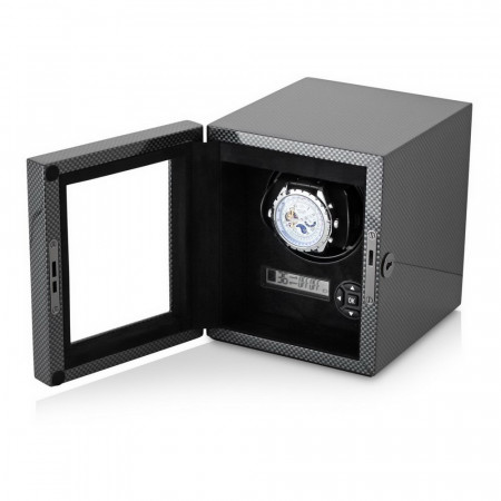 H1 Single watch winder (Carbon)