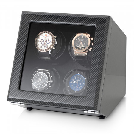 Quad Watch Winder (Carbon)