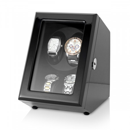 Leader Watch Winders 2+2 Watch Winder (Black)