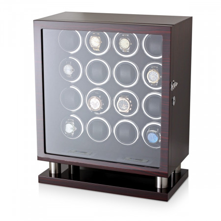 Leader 16 Watch Winder (Ebony)