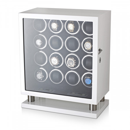 Leader 16 Watch Winder (White)