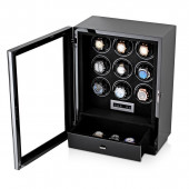 Boda D9 watch winder for 9 watches (Black)