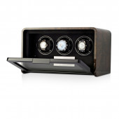 Boda Concept A3 Triple watch winder (Dark Burl)