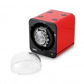 Fancy Brick Watch Winder (Red)