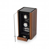 Boda C2 double watch winder (Walnut)