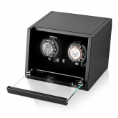 Double Watch Winder (Black)