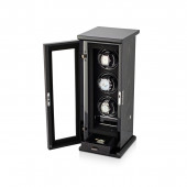 Classic 3 Triple watch winder (Black Apricot)