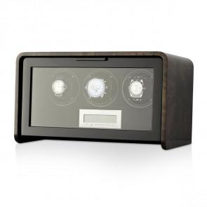 Boda Concept A3 Triple watch winder (Dark Burl)