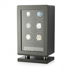 Boda B6 watch winder for 6 watches (Carbon)