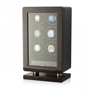 Boda B6 watch winder for 6 watches (Macassar)