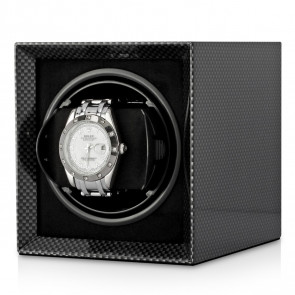 Boda E1 Compact single watch winder (Carbon)