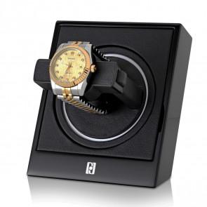 Optima 1 Single watch winder (Black)