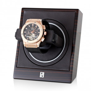 Optima 1 Single watch winder (Macassar)