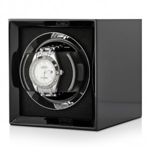 Petite 1 Single watch winder (Black)