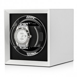 Petite 1 Single watch winder (White)