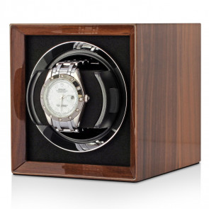 Petite 1 Single watch winder (Walnut)