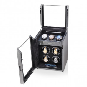 Timecube OW-4 Watch Winder (Carbon)