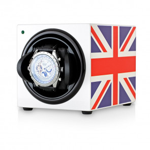Britain Flag Watch Winder