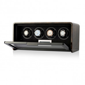 Boda Concept A4 Quad watch winder (Dark Burl)