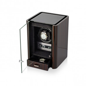Boda C1 single watch winder (Macassar)