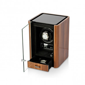 Boda C1 single watch winder (Walnut)