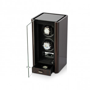 Boda C2 double watch winder (Macassar)