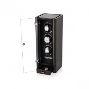 Boda C3 triple watch winder (Macassar)