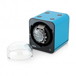 Fancy Brick Watch Winder (Blue)