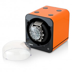 Fancy Brick Watch Winder Add-On (Orange)