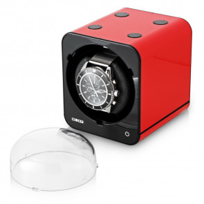 Fancy Brick Watch Winder Add-On (Red)