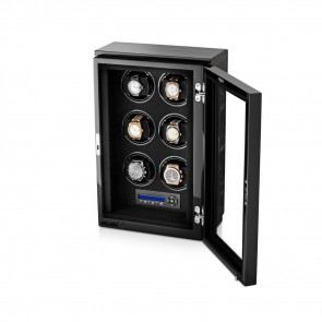 Gentleman 6.1 Premium watch winder (Black Shadow)
