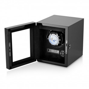 H1 Single watch winder (Black)