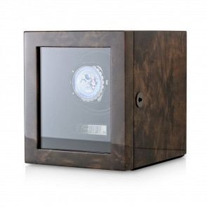 H1 Single watch winder (Dark Burl)