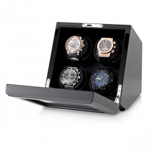 Quad Watch Winder (Black)