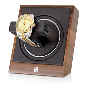 Optima 1 Single watch winder (Walnut)