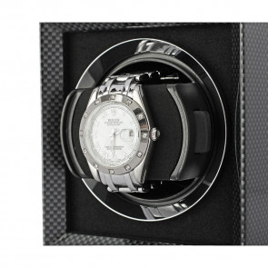 Petite 1 Single watch winder (Carbon)