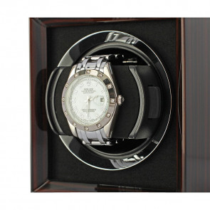 Petite 1 Single watch winder (Macassar)