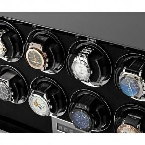 Petite 8 watch winder (Black)