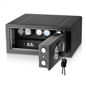 Compact Watch Winding Safe