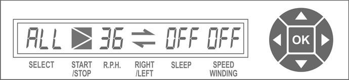 Paul Design watch winder control panel rev.1